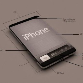 iPhone 5 Full Screen Concept (1)