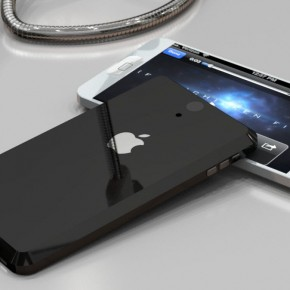 iPhone 5 Liquid Metal Mockup (17)