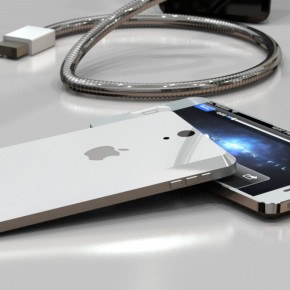 iPhone 5 Liquid Metal Mockup (20)