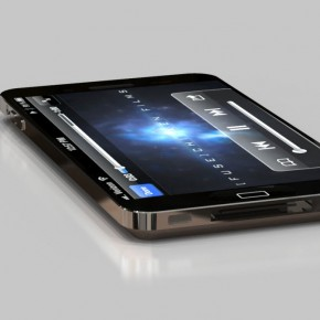 iPhone 5 Liquid Metal Mockup (27)