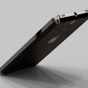 iPhone 5 Liquid Metal Mockup (28)