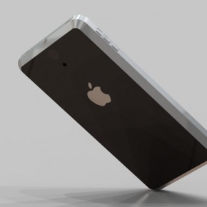 iPhone 5 Liquid Metal Mockup (31)