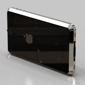 iPhone 5 Liquid Metal Mockup (34)