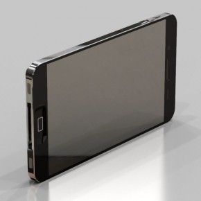 iPhone 5 Liquid Metal Mockup (35)