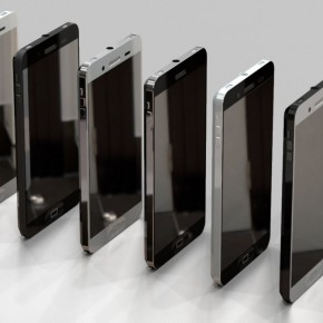 iPhone 5 Liquid Metal Mockup (36)