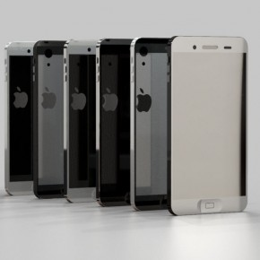 iPhone 5 Liquid Metal Mockup (37)