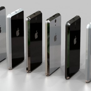 iPhone 5 Liquid Metal Mockup (38)