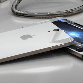 iPhone 5 concept van Liquid Metal