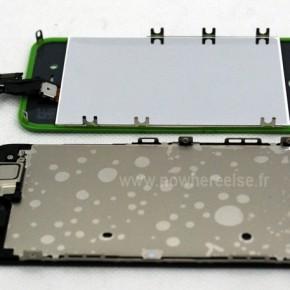 Verschil iPhone 4 en iPhone 5 zijkant