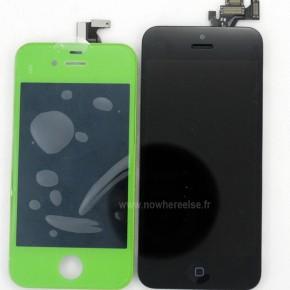 Verschil iPhone 4 en iPhone 5 voorkant