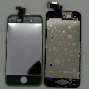 Verschil iPhone 4 en iPhone 5 achterkant