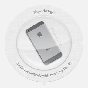 Welke iPhone 5 geruchten zijn waarschijnlijk? (infographic)