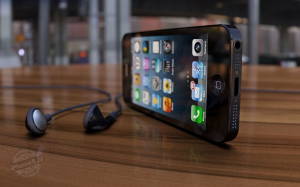 Realistisch iPhone 5 concept (5)