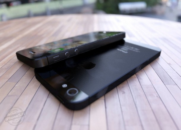 Realistisch iPhone 5 concept (1)