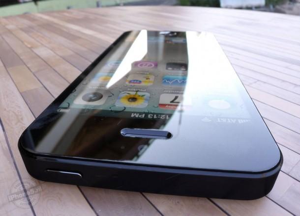 Realistisch iPhone 5 concept (2)