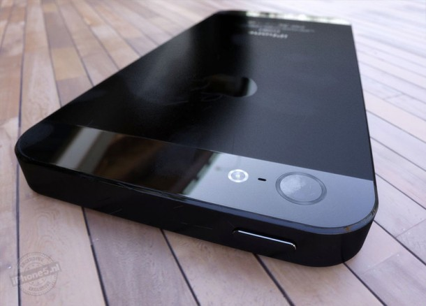 Realistisch iPhone 5 concept (3)