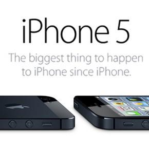 iPhone 5 gepresenteerd!