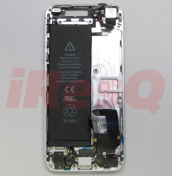 iPhone 5 accu