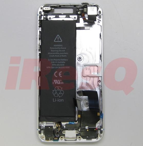 iPhone 5 accu