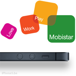 Mobistar start iPhone 5 verkoop zaterdag